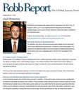 Jacob Stein Interviewed by Robb Report